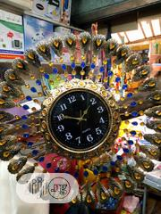 Wall Deco Clock | Home Accessories for sale in Lagos State, Lagos Island