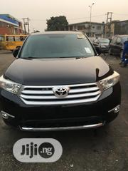 Toyota Highlander 2012 Limited Black | Cars for sale in Lagos State, Surulere