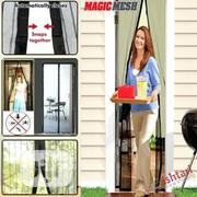 Durable Magnetic Magic Mesh Screen Door With Strong Magnets | Home Accessories for sale in Lagos State, Lagos Island
