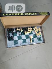 Leather Chess | Books & Games for sale in Lagos State, Surulere