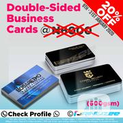 Business Call Cards At An Amazing 20% DISCOUNT | Stationery for sale in Lagos State, Lekki Phase 1