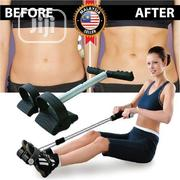 Tummy Trimmer Exercise Waist Abs Workout Tummy Fitness Equipment Gym | Sports Equipment for sale in Lagos State, Lagos Mainland