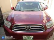 Toyota Highlander 2008 Limited 4x4 Red | Cars for sale in Oyo State, Ibadan