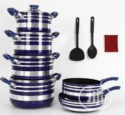 Set OS Cooking Wares | Kitchen & Dining for sale in Abuja (FCT) State, Wuse