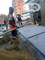 Decorative Concrete Stamped Floor | Building & Trades Services for sale in Lagos State, Lekki Phase 1