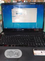 Laptop Acer Aspire 7730G 4GB Intel Pentium HDD 250GB   Laptops & Computers for sale in Akwa Ibom State, Uyo
