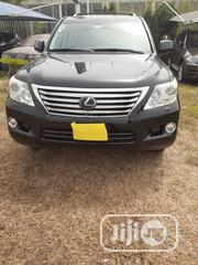 Lexus LX 570 2016 Base Black | Cars for sale in Lagos State, Lagos Mainland