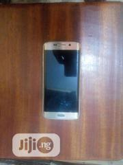 Samsung Galaxy S6 Edge 64 GB Silver   Mobile Phones for sale in Osun State, Osogbo