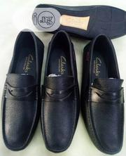 Black Clarks Loafers | Shoes for sale in Lagos State, Lagos Island