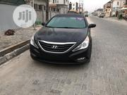 Hyundai Sonata 2013 Black | Cars for sale in Lagos State, Alimosho