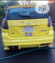 Toyota Matrix 2004 Yellow | Cars for sale in Lagos State, Ojo