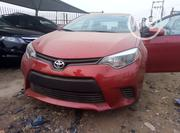 Toyota Corolla 2015 Red | Cars for sale in Anambra State, Onitsha South