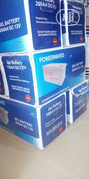 200ah 12volts Powerwave Battery | Solar Energy for sale in Lagos State, Ojo