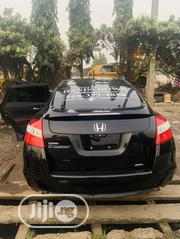 Honda Accord CrossTour 2010 EX-L AWD Black | Cars for sale in Lagos State, Lagos Mainland