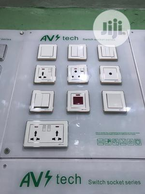 Switches And Socket All Sizes Available