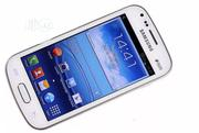 New Samsung Galaxy S Duos S7562 4 GB White | Mobile Phones for sale in Rivers State, Port-Harcourt