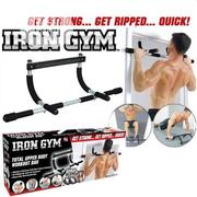 Iron Gym - Total Upper Body Workout Bar   Sports Equipment for sale in Lagos State, Lagos Island