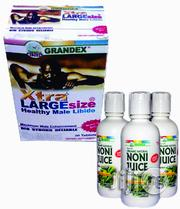 Effective Penis Lenghtening Plus Noni Juice - Triple Action | Vitamins & Supplements for sale in Lagos State