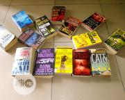 Thrilling Paper Back Novels To Turn On Your Adrenaline! | Books & Games for sale in Rivers State, Port-Harcourt