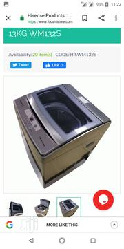 New Hisense 13kg Automatic Top Loader With Child Lock WASH MACHINE | Home Appliances for sale in Lagos State, Ikoyi