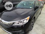 Honda Accord 2016 Black | Cars for sale in Lagos State, Lekki Phase 1