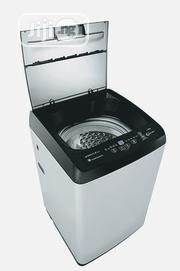 Hisense 16kg Automatic Top Loader Wash Machine With Child Lock (Silver   Home Appliances for sale in Lagos State, Ojo