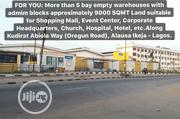 Warehouse Along Kudirat Abiola Way - Ikeja. | Commercial Property For Sale for sale in Lagos State, Ikeja