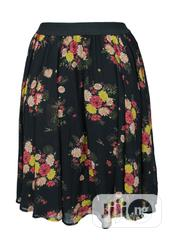 Plus Size Flowery Skirt   Clothing for sale in Lagos State, Ikeja