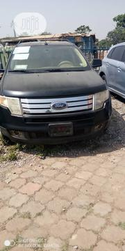 Ford Edge 2007 SE 4dr FWD (3.5L 6cyl 6A) Black | Cars for sale in Abuja (FCT) State, Mabushi