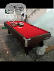 Snooker Board With Complete Accessories | Sports Equipment for sale in Lagos State, Ilupeju