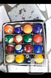 Snooker Ball   Sports Equipment for sale in Lagos State, Ojodu