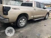 Toyota Tundra 2009 Double Cab 4x4 Limited Beige | Cars for sale in Lagos State, Ikeja