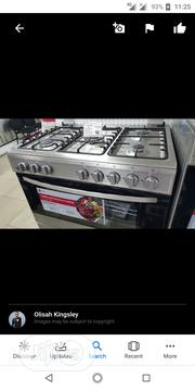 Super LG Cooker 5 ALL Gas Burner Automatic Iginition Made in Italy | Kitchen Appliances for sale in Lagos State, Ojo