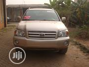 Toyota Highlander 2007 V6 4x4 Gold | Cars for sale in Lagos State, Egbe Idimu