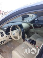 Infiniti FX35 2010 Base 4x4 (3.5L 6cyl 7A) Blue | Cars for sale in Oyo State, Ibadan North East