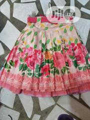 Beautiful Flower Printed Skirts For Your Baby Girl. | Children's Clothing for sale in Anambra State, Onitsha