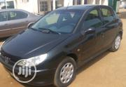 Peugeot 206 2003 Black | Cars for sale in Abuja (FCT) State, Gwagwalada