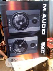 M-audio Bx8d2 Black Amplified Studio Monitor | Audio & Music Equipment for sale in Lagos State, Ojo