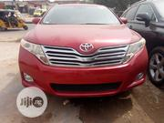 Toyota Venza 2010 Red | Cars for sale in Lagos State, Isolo
