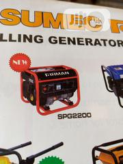 Sumec Firman Generator Spg2200 | Electrical Equipment for sale in Lagos State, Ojo