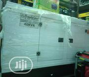 Perkins Sound Proof Generator 40kva | Electrical Equipment for sale in Lagos State, Ojo