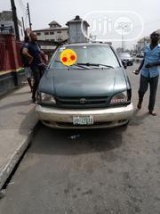 Toyota Sienna 1998 Green   Cars for sale in Rivers State, Port-Harcourt