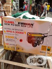 Sumec Firman Model 4000E2 Key And Battery | Electrical Equipments for sale in Lagos State, Ojo