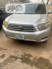 Toyota Highlander 2009 Silver | Cars for sale in Lagos State, Alimosho