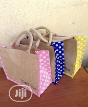 12pcs Jute Bag (Small) | Bags for sale in Lagos State, Lagos Island