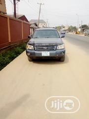 Toyota Highlander 2002 Blue | Cars for sale in Abia State, Osisioma Ngwa