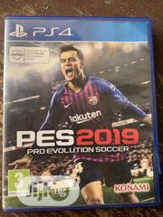 Ps4 Pro Evolution Soccer 2019 | Video Game Consoles for sale in Edo State, Benin City