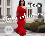 Beautiful Fitted Gown With Tail Flare   Clothing for sale in Lagos State, Ikeja