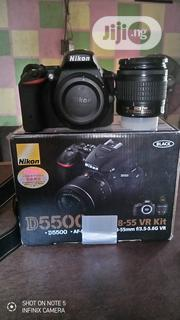 Nikon D5500 W/18-55mm Lens | Accessories & Supplies for Electronics for sale in Edo State, Ikpoba-Okha