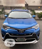 Toyota RAV4 2016 Blue | Cars for sale in Lagos State, Agege